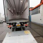 Lamberet safelight voor veilig laden en lossen