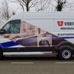 VW Crafter met Bott bedrijfswageninrichting