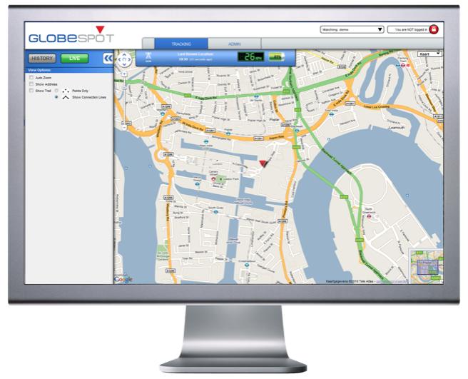 GPS Trailer Tracker hou zicht op uw vrachtwagen of bestelbus