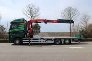 Wij zijn Palfinger dealer voor de regio Zuid-West Nederland